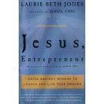 JESUS, ENTREPRENEUR(ISBN=9780609808788) 英文原版