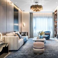 意式轻奢沙发后现代风格套装组合家具定制全屋简约现代客厅沙发 可定制 组合