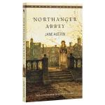【中商原版】洛桑觉寺 英文原版 世界经典名著 Northanger Abbey