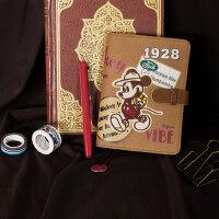 【kinbor X 迪士尼】米奇探险家礼盒手帐套装笔记本*记事本学生文具