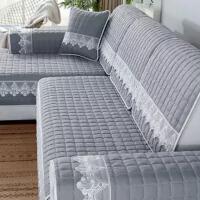 四季沙发垫通用布艺防滑简约现代沙发套全包客厅坐垫全盖沙发巾罩