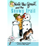 【中商原版】[英文原版] Nate the Great and the Snowy Trail/Sharmat, Ma
