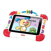 当当海外购 美国直邮 Fisher Price费雪欢笑学习iPad平板电脑防摔保护套益智玩具 海外购