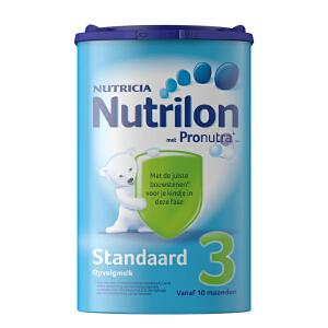 【当当海外购】荷兰牛栏奶粉 诺优能Nutrilon 婴幼儿奶粉 3段800g(10-12个月宝宝) 日期新鲜