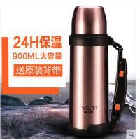 包邮保温杯大容量户外便携旅行车载暖瓶304不锈钢保温水壶