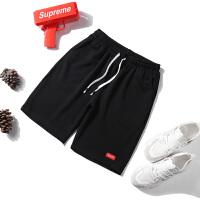 夏季休闲短裤男大码裤衩男5分裤薄运动裤宽松4XL加大加肥沙滩裤潮