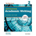 Effective Academic Writing 2E 2: Student Book Pack