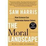 【预订】The Moral Landscape How Science Can Determine Human Val