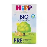 【当当海外购】德国进口 Hipp Bio喜宝有机新生儿奶粉Pre段(0-3个月宝宝)600g