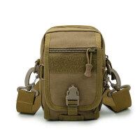 多功能战术腰包运动户外包男女休闲手机包臂包单肩斜跨包胸包