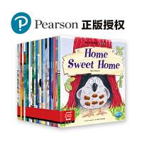 培生幼儿英语:提高级(共24册英语绘本,儿童英语分级阅读,百万妈妈口碑力荐)