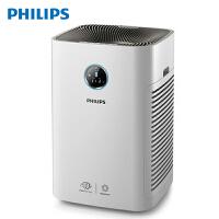 飞利浦(PHILIPS)空气净化器加湿器家用除雾霾过敏原无雾加湿静音净化加湿一体机 AC4924/00-加湿速率700