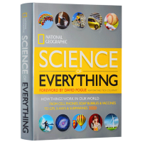 美国国家地理 生活科学大揭秘 英文原版 National Geographic Science of Everythin