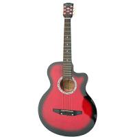 思雅晨Saysn吉他38寸民谣吉他木吉他新手初学者吉它学生jita乐器