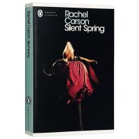 正版现货 寂静的春天 英文原版 Silent Spring 企鹅经典 全英文版 环境保护 自然科普读物 蕾切尔卡逊 进