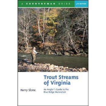 【预订】Trout Streams of Virginia: An Angler's Guide to the Blue Ridge Watershed 预订商品,需要1-3个月发货,非质量问题不接受退换货。