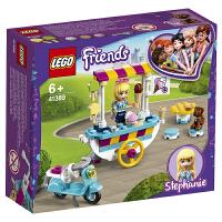 【当当自营】LEGO乐高积木 好朋友Friends系列 41389 2020年1月新品 6岁+ 冰激凌车