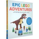 Epic Lego Adventures with Bricks You Already Have 乐高史诗冒险