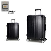 拉杆箱万向轮登机密码箱20寸24寸26旅行箱女皮箱子行李箱男
