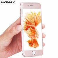 momax摩米士iPhone6钢化膜苹果6全屏玻璃膜iPhon6splus全覆盖软膜