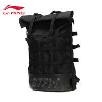 李宁CF双肩包男女同款旅行包休闲时尚背包防水大容量电脑包运动包