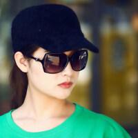 保暖纯色棒球帽子女士韩版潮流时尚鸭舌帽休闲帽