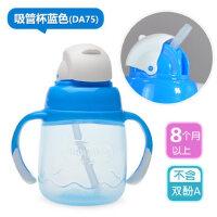 贝亲magmag婴儿吸管杯 宝宝鸭嘴学饮杯 奶嘴喝水杯儿童水壶带手柄