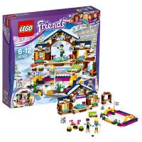 [当当自营]LEGO 乐高 Friends好朋友系列 滑雪度假村溜冰场 积木拼插儿童益智玩具41322