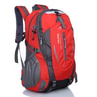 夏季新款户外登山包大容量轻便旅行背包男女旅游双肩包防水书包