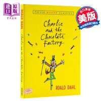 【中商原版】查理和巧克力工厂 英文原版 Charlie and the Chocolate Factory (Puff