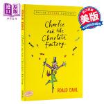 【中商原版】查理和巧克力工�S  英文原版 Charlie and the Chocolate Factory (Puffin Modern Classics) �_��德�_��系列