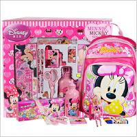 开学季礼物迪士尼小学生书包文具礼盒套装男女生学习用品大礼包