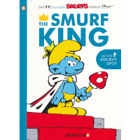 SMURFS #3: The Smurf King 蓝精灵3:蓝精灵之王 ISBN 9781597072243