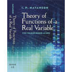Theory of Functions of a Real Variable (【按需印刷】)