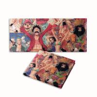 2018新款时尚新款动漫帆布钱包男女通用短款学生卡通钱夹, FB02-01