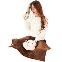护膝毯电暖垫电热垫暖肩暖膝暖手暖脚宝加热坐垫小暖身毯子