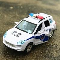 儿童玩具车模型男孩0-1-2-3-4-6周岁电动益智男宝宝警小汽车男童7