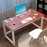 旗舰店台式电脑桌家用电竞桌卧室简易书桌写字台桌子简约现代办公桌