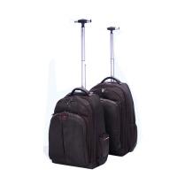 牛津布威盛达学生拉杆背包单杆书包户外旅行包拉杆箱登机箱