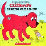 Clifford's Spring Cleanup大红狗春季大扫除 ISBN9780590060127