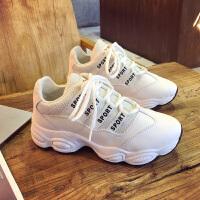 健身房跑步鞋女网面网鞋女士运动鞋透气休闲学生韩版夏季慢跑旅游