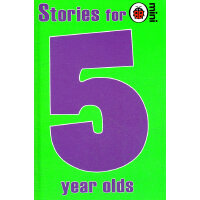 Ladybird:Stories for 5 Year Olds 小瓢虫:五岁宝宝故事书 ISBN 9781846468704