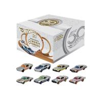儿童汽车模型玩具礼盒烈焰合金8辆小车组合汽车模型玩具