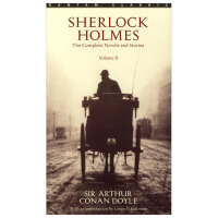 Sherlock Holmes Vol 2: 夏洛克・福尔摩斯全集之二 柯南道尔 英文原版小说