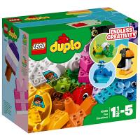 【当当自营】乐高(LEGO)积木 得宝DUPLO 玩具礼物1.5-5岁 我的乐趣创意盒 10865