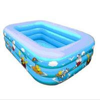 红兔子(HONGTUZI) 2.1米三层家庭游泳池 儿童嬉戏游泳池 婴儿游泳池