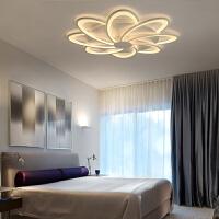 现代简约led吸顶灯客厅大气家用灯北欧个性创意卧室酒店餐厅灯具