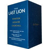 The Last Lion Box Set: Winston Spencer Churchill, 1874 - 19