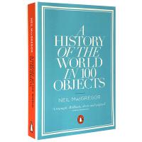 正版 大英博物馆世界简史 英文原版 A History of the World in 100 Objects BBC