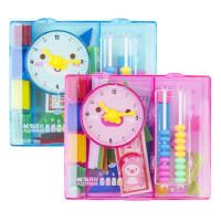 晨光文具幼儿教具 小学生学具盒 多功能套装计数用品 ASD99806